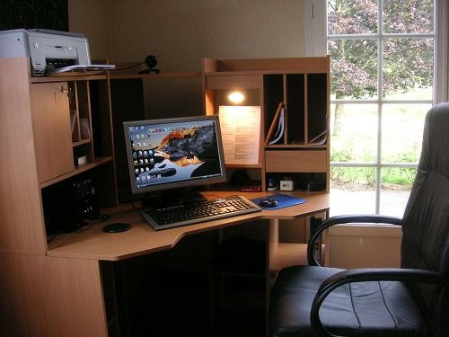 Home office kontra zöldiroda